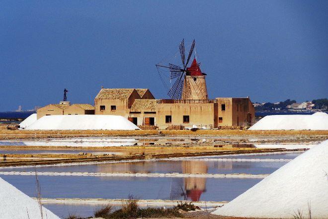 Saline Calcara - Museo Parco Tematico, Nubia, Italy
