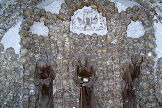 Santa Maria della Concezione dei Cappuccini, Rome, Italy