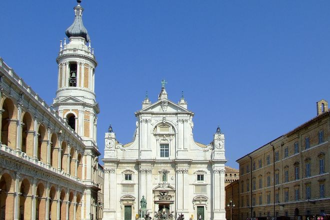 Santuario Della Santa Casa, Loreto, Italy