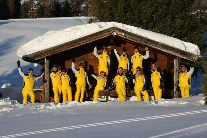 Saslong Ski School, Ortisei, Italy