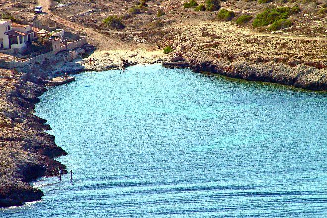 Sciatu Persu, Lampedusa, Italy