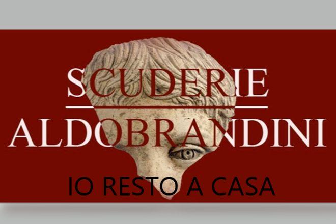Scuderie Aldobrandini, Frascati, Italy