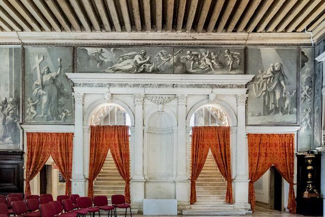 Scuola Grande dei Carmini, Venice, Italy