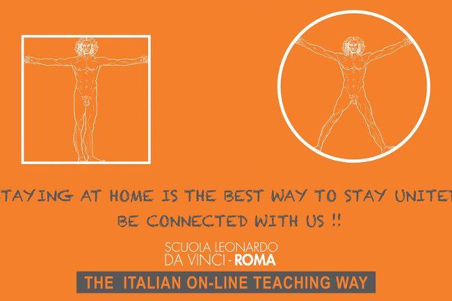Scuola Leonardo da Vinci Roma, Rome, Italy