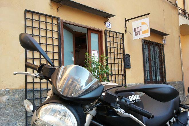 Sicily Moto Rent, Palermo, Italy
