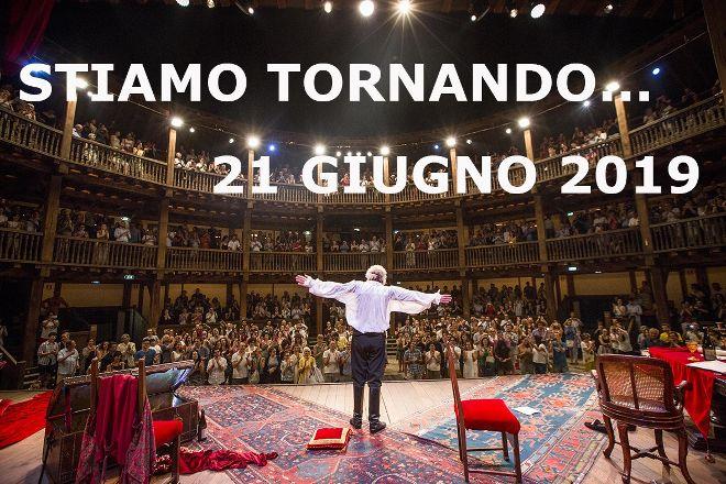 Silvano Toti Globe Theatre Roma, Rome, Italy