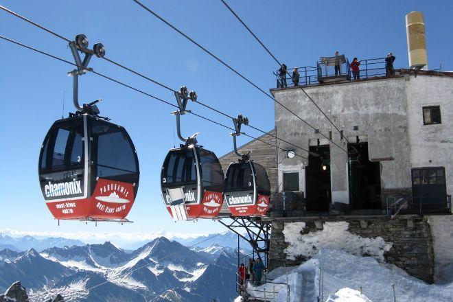 Skyway Monte Bianco, Courmayeur, Italy