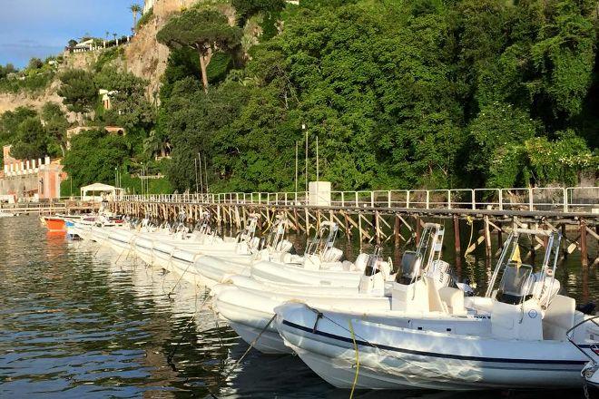 Sorrento  Boat, Sorrento, Italy