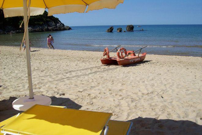 Spiaggia Dell'Ariana, Gaeta, Italy
