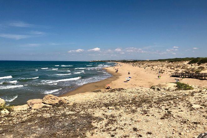 Spiaggia di Randello, Scoglitti, Italy