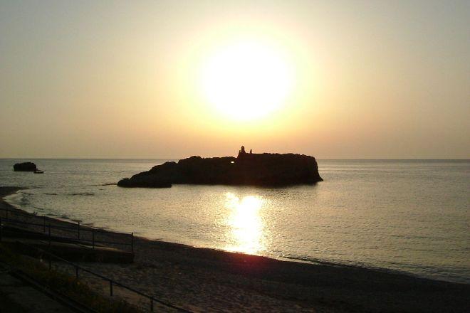 Spiaggia di Riaci, Santa Domenica, Italy