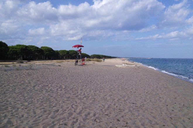 Spiaggia di Su Barone, Orosei, Italy