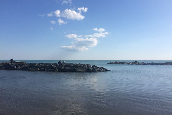 Stabilimento Balneare la Baia Beach, Ladispoli, Italy