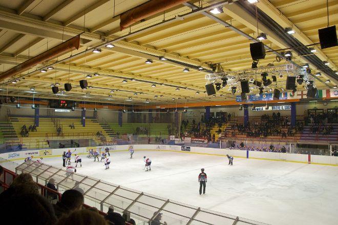 Stadio del Ghiaccio Agora, Milan, Italy