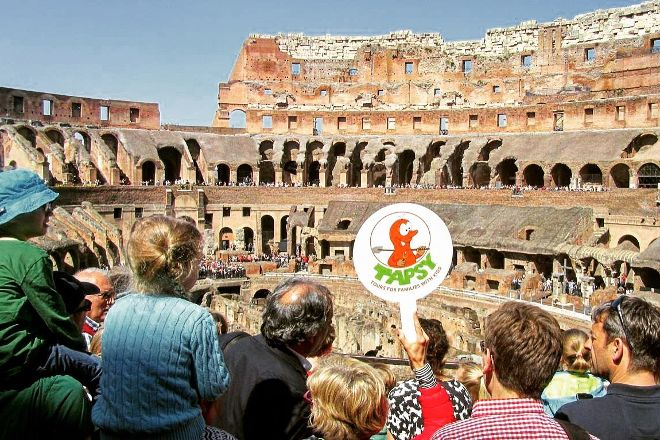 Tapsy - Tours for families with kids, Rome, Italy