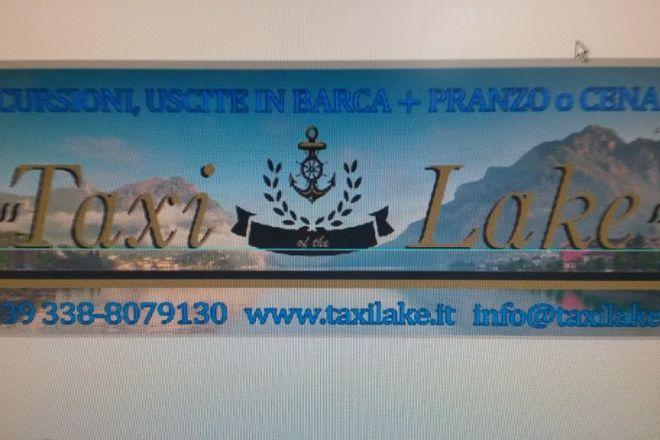Taxi Lake, Valmadrera, Italy