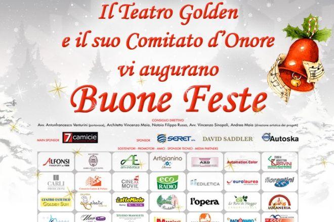 Teatro Golden, Rome, Italy
