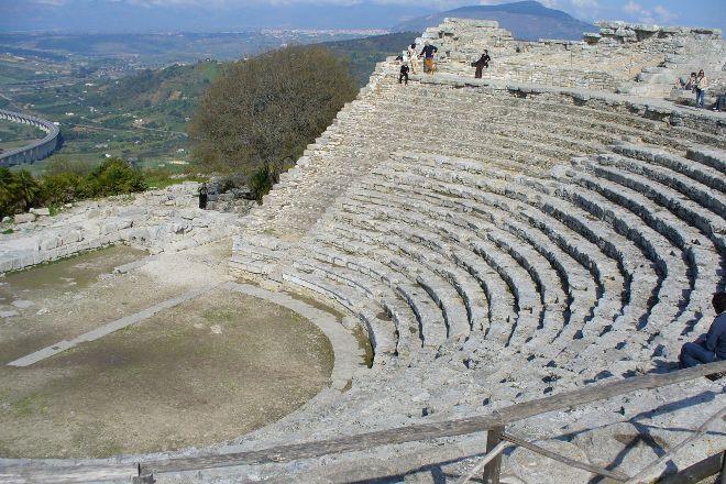 Teatro Greco di Segesta, Calatafimi-Segesta, Italy