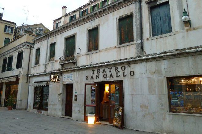 Teatro San Gallo, Venice, Italy