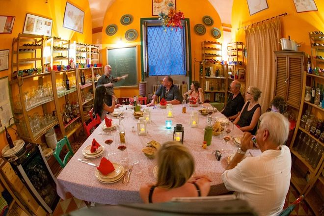 The Awaiting Table Cookery School in Lecce, Italy, Lecce, Italy