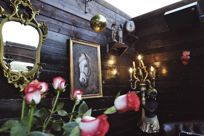 The Magick Bar, Rome, Italy