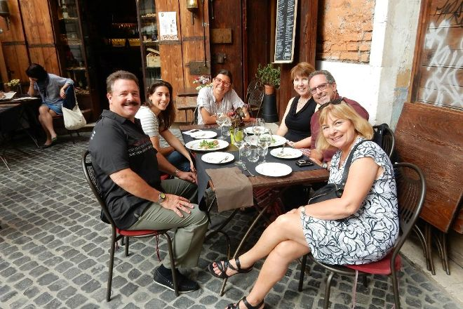 The Roman Foodie - Food Tours, Rome, Italy