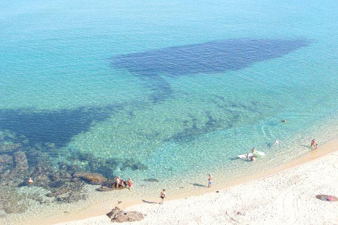 spiaggia di Torre dei Corsari, Arbus, Italy