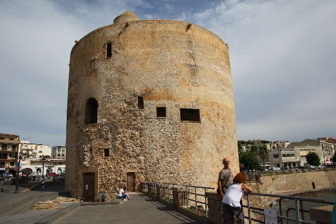Towers and Ramparts of Alghero, Alghero, Italy