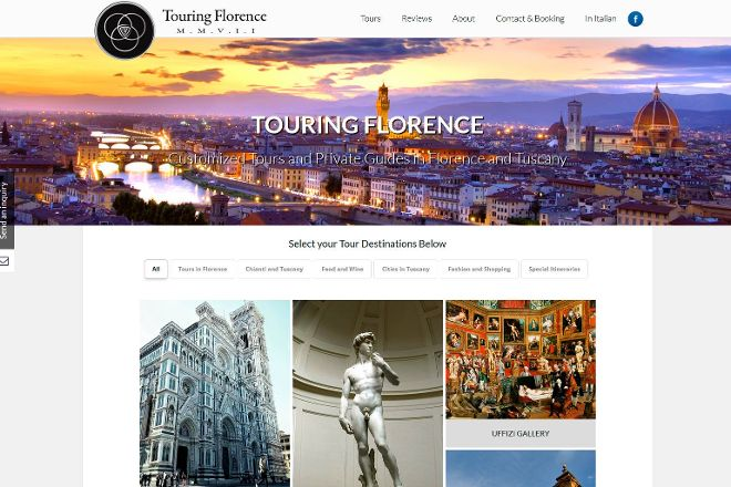 Touring Florence Tours, Florence, Italy