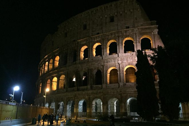 Tours of the Colosseum with Donato, Rome, Italy