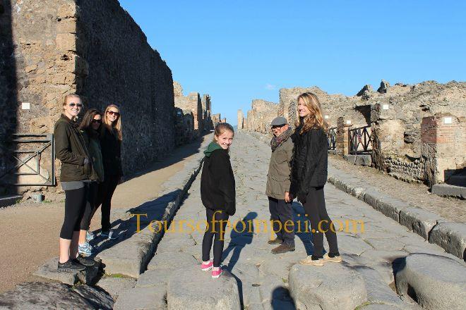 Tours Pompei, Pompeii, Italy