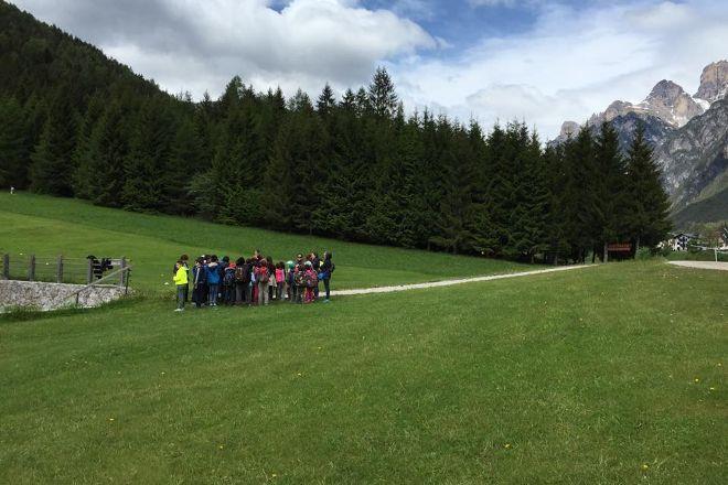 Tre Cime Adventure Park, Auronzo di Cadore, Italy