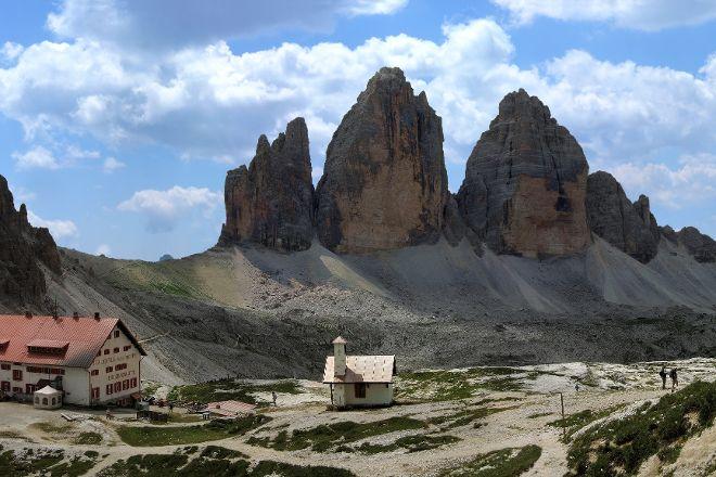 Tre Cime di Lavaredo, Auronzo di Cadore, Italy