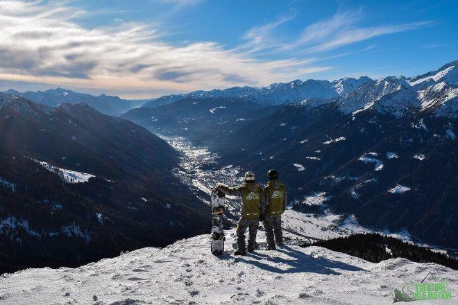 Trentino Ski Emotion, Pinzolo, Italy