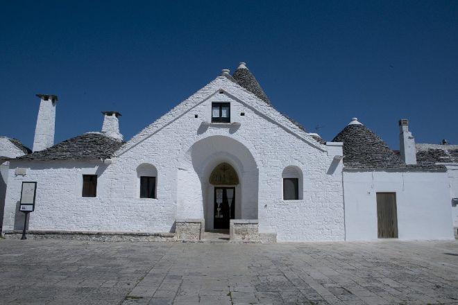 Trullo Sovrano, Alberobello, Italy