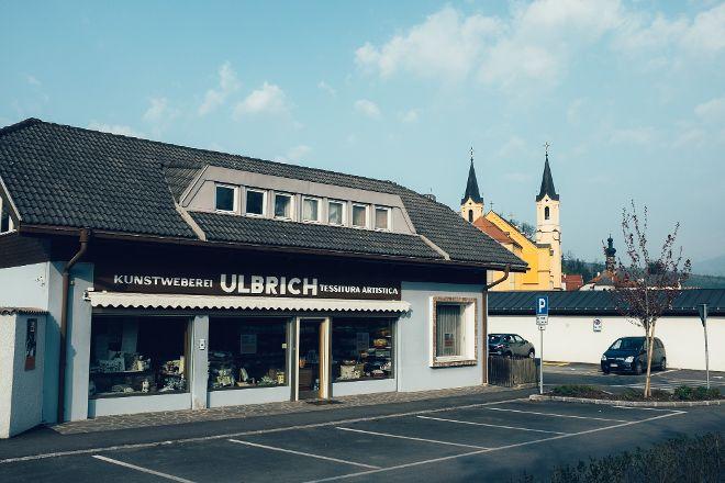 Ulbrich Kunstweberei, Brunico, Italy