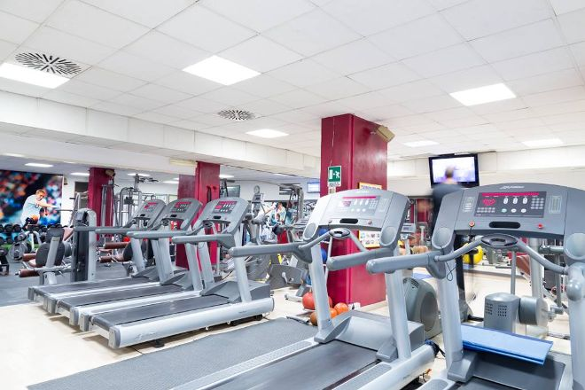 Universal Gym Roma, Rome, Italy