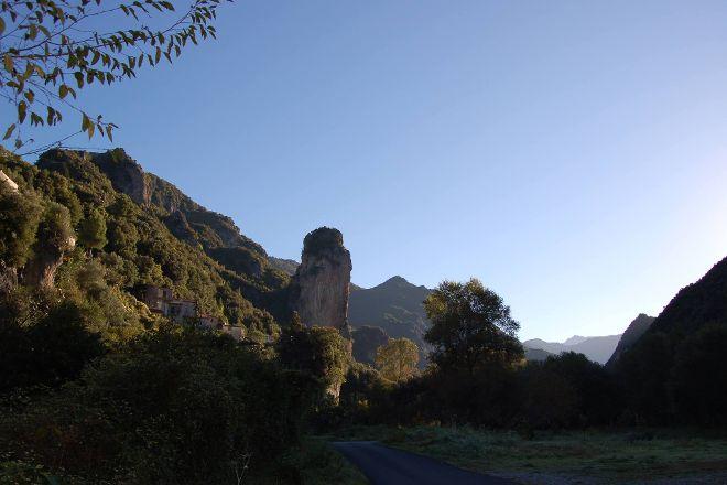 Valle dell'Argentino, Orsomarso, Italy