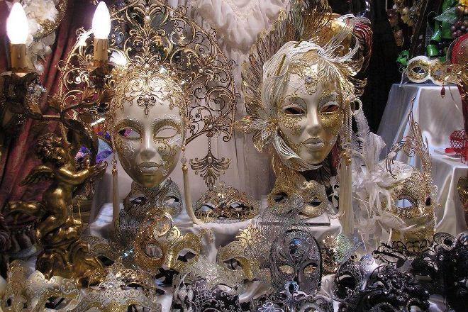 Venice Art Mask, Venice, Italy