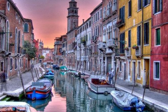 Venice Free Walking Tour, Venice, Italy
