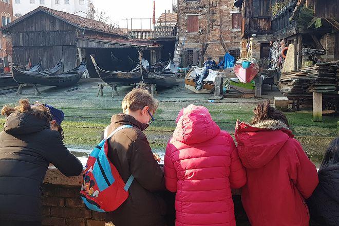 Venice Kids Tours, Venice, Italy