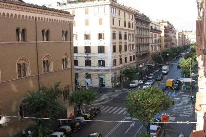 Via Cola di Rienzo, Rome, Italy