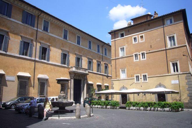 Via dei Coronari, Rome, Italy