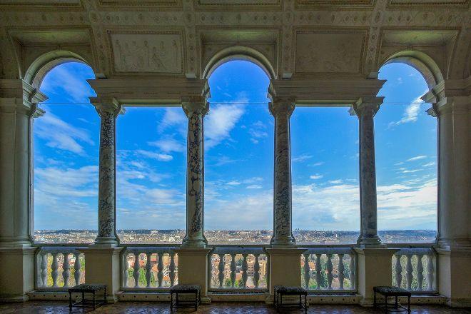 Villa Barberini al Gianicolo, Rome, Italy