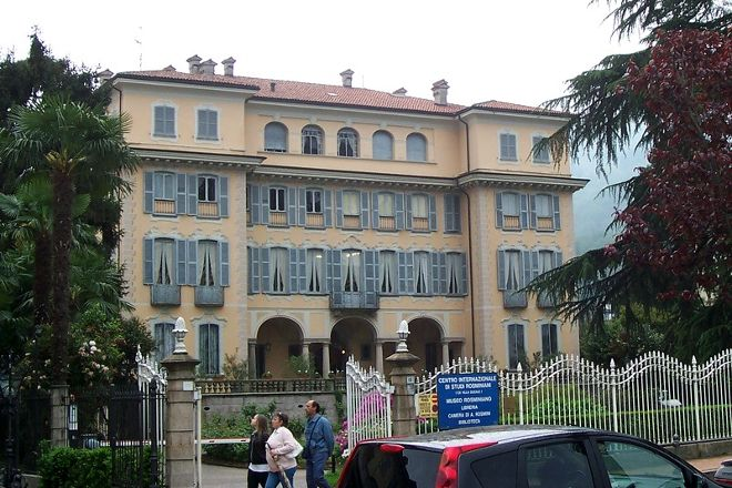 Villa Ducale, Stresa, Italy