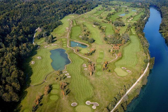 Villa Paradiso Golf Club, Cornate d'Adda, Italy
