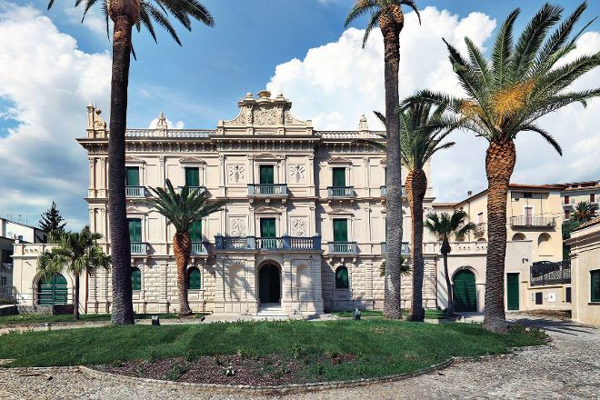 Villa Rendano, Cosenza, Italy