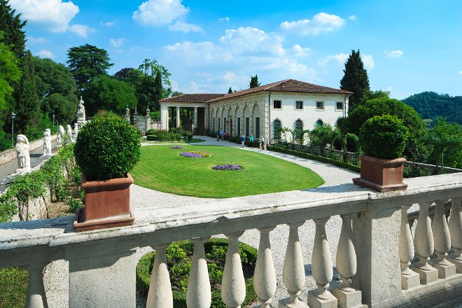 Villa Valmarana ai Nani, Vicenza, Italy