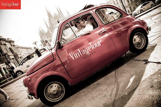 Vintage Tour Milano, Milan, Italy