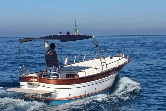 West Coast Ischia - Boat Rental, Forio, Italy